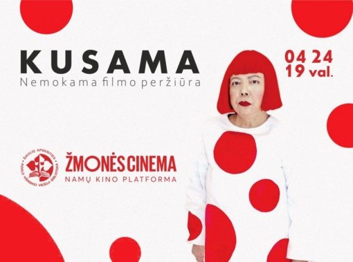 """Nemokama filmo """"Kusuama"""" peržiūra"""