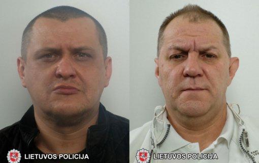 Vilniuje sulaikyti du užsieniečiai – policija prašo atsiliepti nukentėjusius asmenis