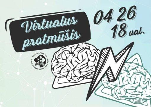 Virtualus protmūšis