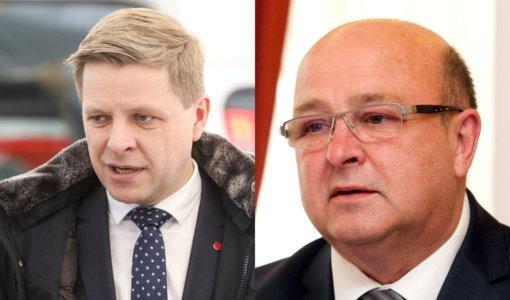 Vilniaus ir Kauno merai galimą grįžimą prie senos rinkimų tvarkos vertina kaip žingsnį atgal