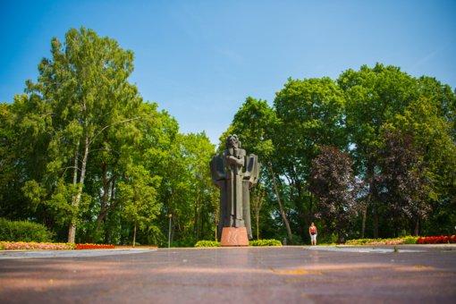 """Tarp konkurso """"Laiškai istorijai"""" laureatų – ir Druskininkų """"Atgimimo"""" mokyklos mokinė"""