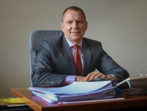 Lazdijų vicemeras A. Klėjus atkirto dėl jam mestų kaltinimų
