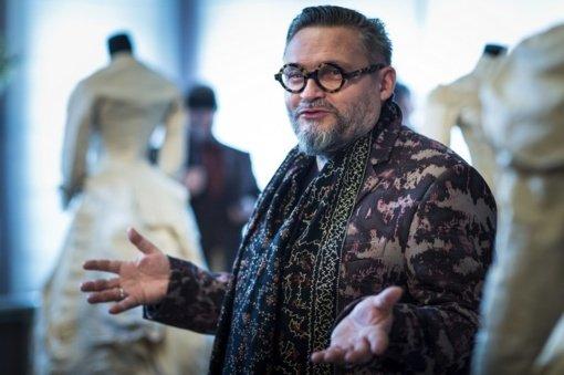 A. Vasiljevo fondas su 0,5 mlrd. eurų vertės mados kolekcija persikėlė į Visaginą