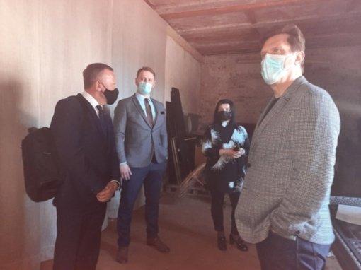 Seimo narių dėmesio sulaukė Radviliškio rajono kultūros įstaigos