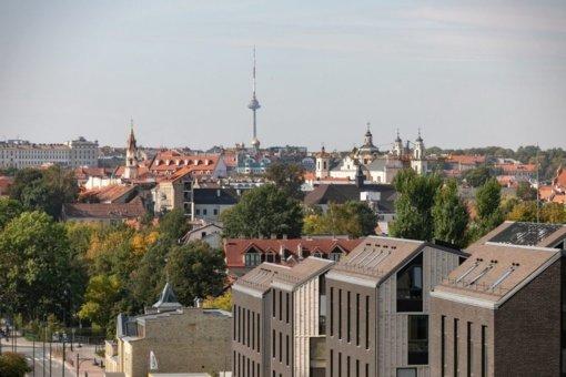 Vis daugiau sostinės statinių bus planuojami architektūrinių konkursų keliu