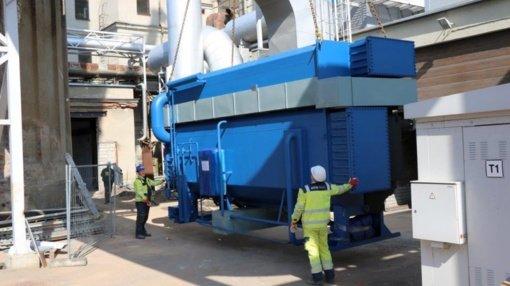 Inovatyvus įrenginys didins Petrašiūnų elektrinės katilų efektyvumą