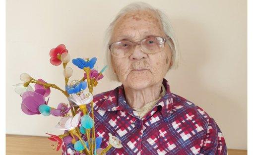 Šimtametė alytiškė – tvariausių senjorų konkurso nugalėtoja