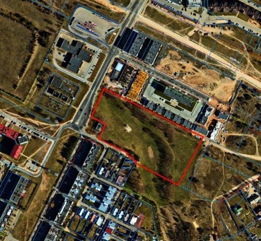Vilniaus savivaldybė prašo prokurorų padėti išsaugoti parką