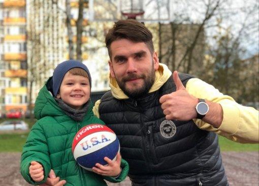 """Alytuje veiklą pradėjo """"Krepšinio akademija"""": jaunuosius sportininkus ugdys pagal islandų patirtį"""