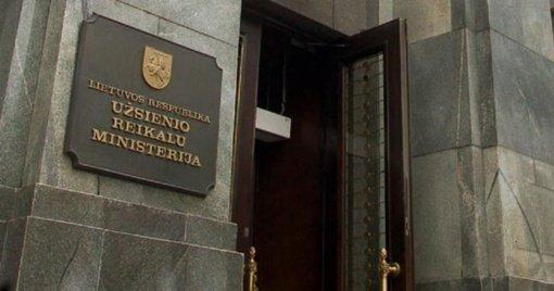 """URM: piketus dėl sankcijų """"Belorus"""" reikėtų rengti Minske, kur yra situacijos kaltininkai"""