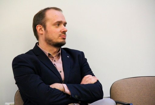 L. Gudžinskas pasitraukė iš LSDP vadovo rinkimų, remia V. Blinkevičiūtę