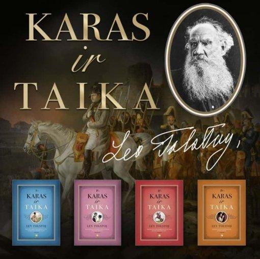 15 nepaprastai įdomių faktų, kurių jūs nežinojote apie legendinį Levo Tolstojaus romaną KARAS IR TAIKA