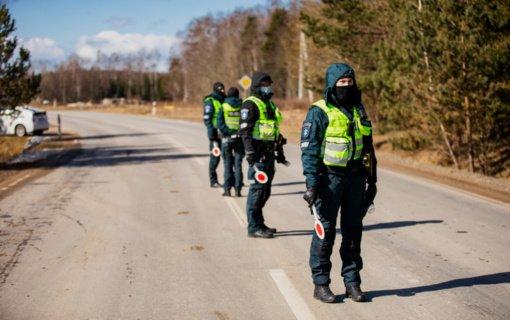 Pareigūnai per savaitę užfiksavo 10 neblaivių vairuotojų ir 3 apsvaigusius dviratininkus