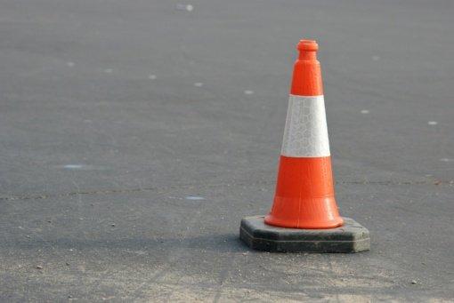 Dėl gatvių rekonstrukcijos Aleksote vairuotojams teks iki vasaros vidurio būti atidesniems