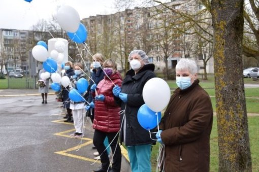 Medicinos darbuotojų dieną – nuoširdžiausi padėkos žodžiai Radviliškio rajono medicinos darbuotojams