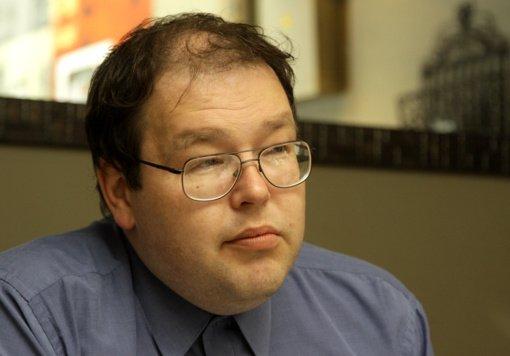 Mirė VU dėstytojas, žurnalistas Džiugas Paršonis