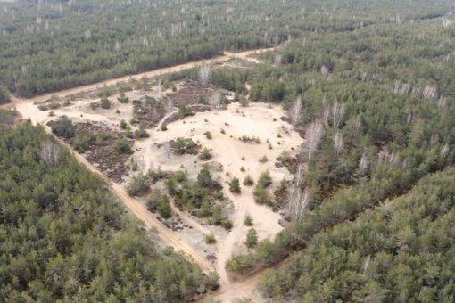 Ministerija atsakė dėl Dumsių kopos: ji bus atvira lankytojams