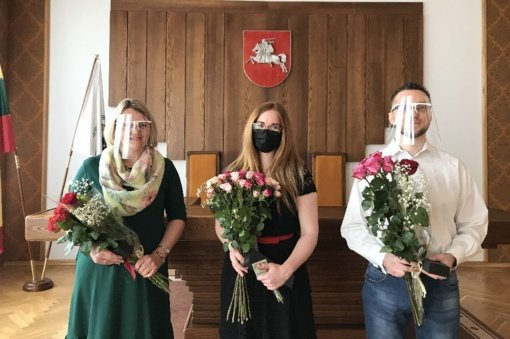 Prisiekė naujieji Biržų rajono savivaldybės tarybos nariai