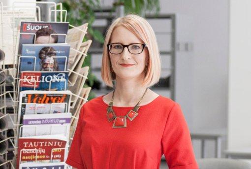 """Švietimo ekspertė Renata Bilbokaitė: """"Be mokytojų nebūtų nei medikų, nei teisėjų – nebūtų visuomenės"""""""