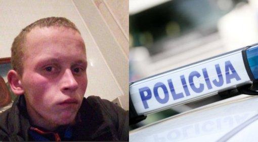 Policija ieško vagyste įtariamo prieniškio
