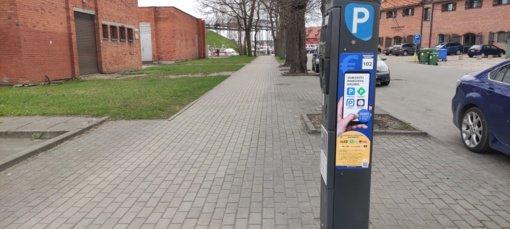 Keičiasi automobilių parkavimo rinkliavos mokesčiai