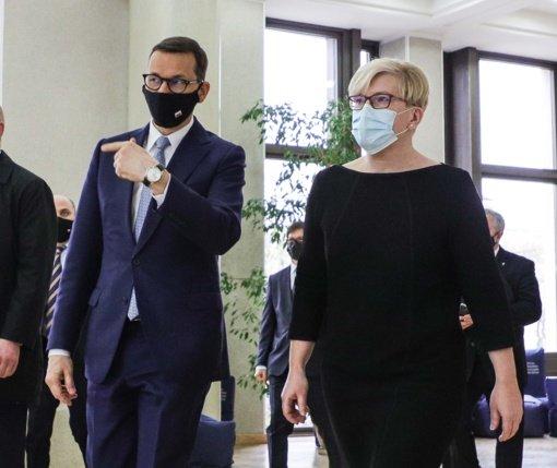 Kol Kremliuje yra dabartinis režimas, pokyčių santykiuose nebus – Lietuvos premjerė