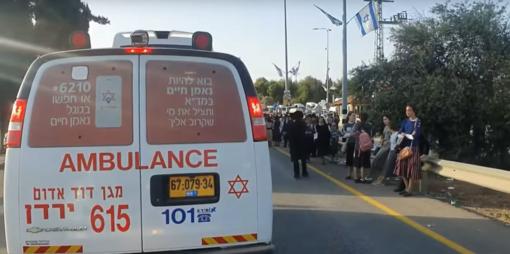 Trečdalis per piligrimų spūstį Izraelyje žuvusiųjų – vaikai ir paaugliai