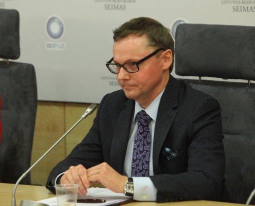 V. Čmilytė-Nielsen teikia V. Mizaro kandidatūrą į KT teisėjus