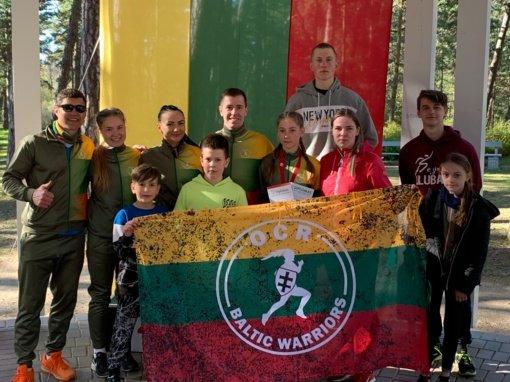 Joniškio sporto centro lengvaatlečiai – tarp geriausių Lietuvoje