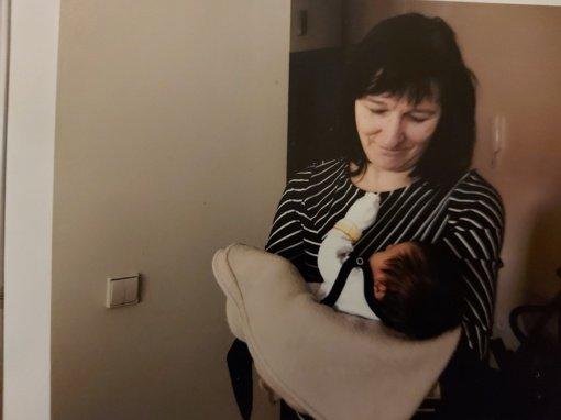 """Globotoja Aldona: """"Gebėjimas būti motina kyla ne iš pavyzdžio vaikystėje, o iš prigimties"""""""