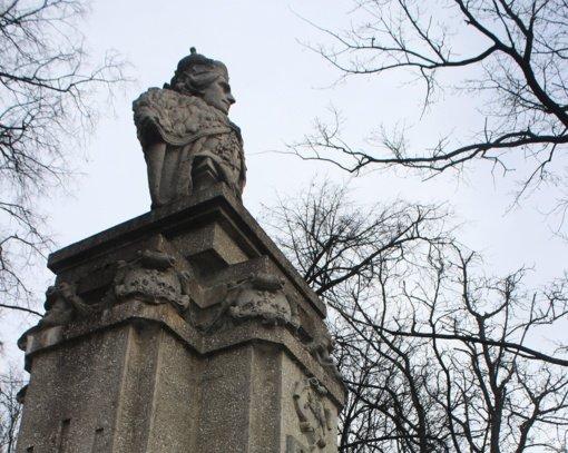 Planuojama restauruoti Vytauto Didžiojo paminklą
