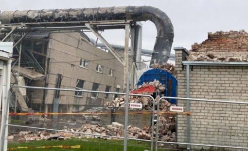 Svarbiausi pirmadienio įvykiai: koronaviruso situacija ir sprogimas Klaipėdoje