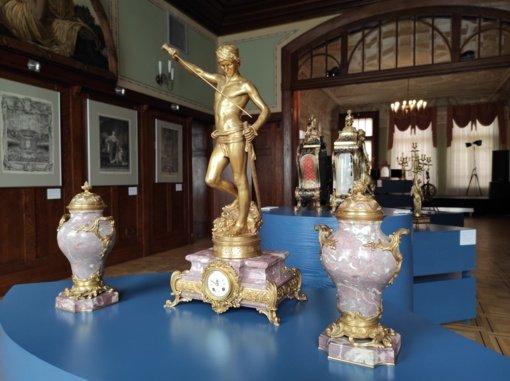 """Pristatoma paroda """"Grand Tour: Didžiosios kelionės liudijimai baronų von der Roppų meno kolekcijoje"""""""