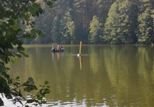 Pasienyje žvejojantys Šalčininkų rajono ir Vilniaus gyventojai dėl neatsargumo nuklydo į Baltarusijos pusę