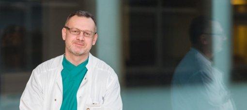 6 mitai apie mitybą. Kalbamės su chirurgu N. Kaseliu