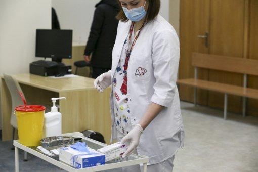 A. Dulkys ir M. Sinkevičius pristatys masinės vakcinacijos nuo COVID-19 planą