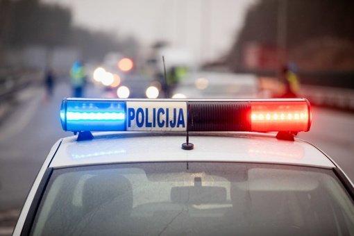 Joniškio rajono policijos komisariatui – naujutėlaitis automobilis