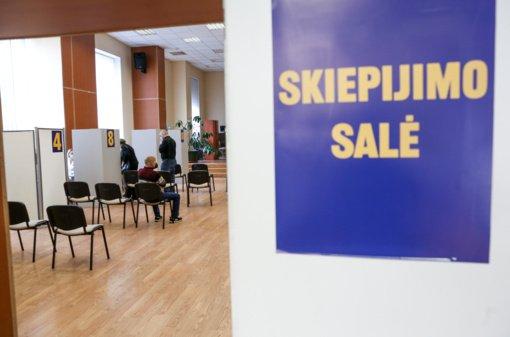 Vilniuje neliko COVID-19 vakcinų