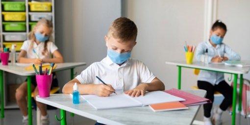 Kaišiadorių rajone prasidėjo pradinukų profilaktiniai tyrimai greitaisiais antigeno testais