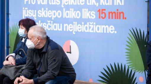 Neringoje jau paskiepyta pusė gyventojų, Kaune ir Alytuje – beveik trečdalis