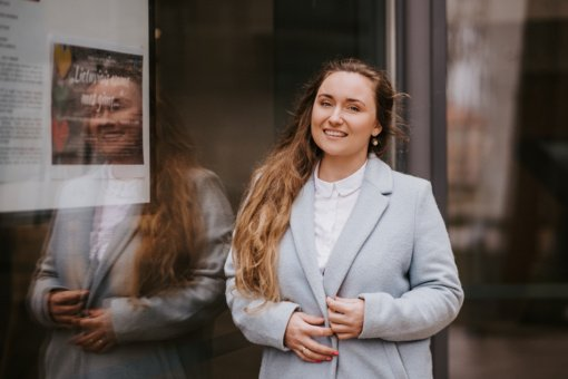 Vika Gridiajeva: išgyvename psichologinių problemų epidemiją