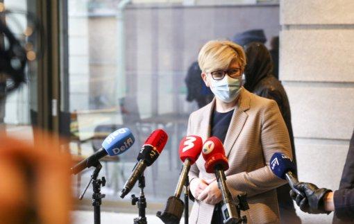 I. Šimonytė: medikų atlyginimai šiemet nebuvo didinami, nes A. Veryga tam nenumatė jokių lėšų
