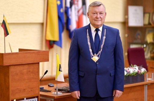 Radviliškio rajono savivaldybė turi naują merą