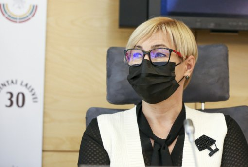 Švietimo ministrė tiki, kad partijoms pavyks sutarti dėl švietimo iki birželio pabaigos