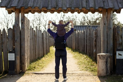 Keli patarimai, kaip susiplanuoti kelionę su vaikais