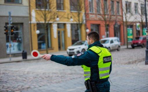 Per savaitgalį Klaipėdos pareigūnai išaiškino 5 neblaivius vairuotojus