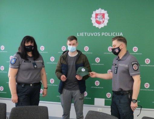 Didėja Joniškio policijos rėmėjų gretos