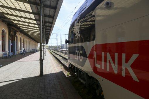 Ateityje kelionė geležinkeliu iš Vilniaus į Taliną truks 4 valandas