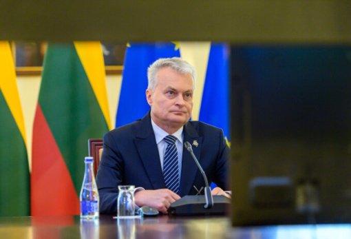 G. Nausėda: balsavau už Ignalinos AE išsaugojimą, bet dabar pozityviau vertinu Lietuvos galimybes plėtoti atsinaujinančią energetiką