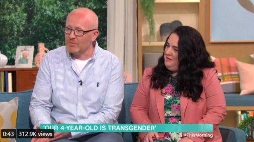 Tėvai mano, kad jų 4-metis vaikas yra translytis